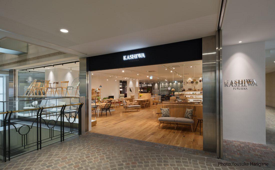 店舗外観。博多リバレインモール2階に2021年3月19日移転オープンいたしました。