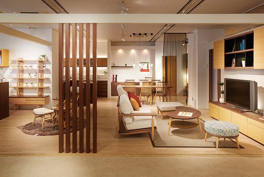 柏木工の代表作【シビル】は、使う人の暮らしや生活スタイルによって、多彩な表情を見せてくれます。